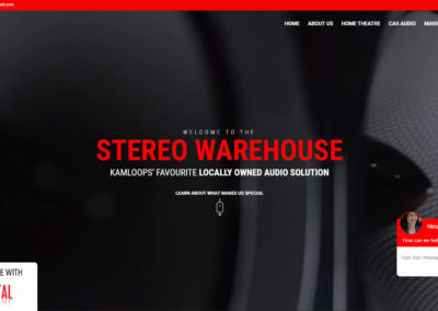 stereowarehouse
